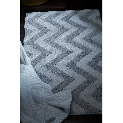 Graccioza Arrow Bath Mat Size: 24 W x 39 L