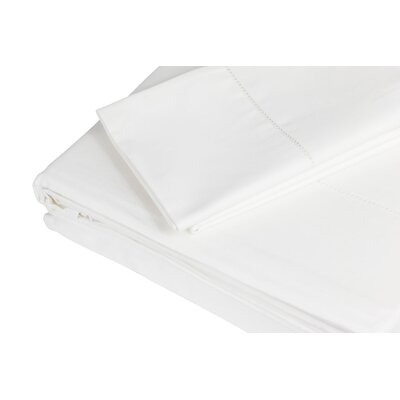 500 Thread Count 100% Cotton Sheet Set Size: King, Color: Ivory