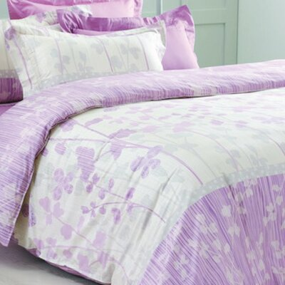 Lavanda 3 Piece Reversible Duvet Cover Set