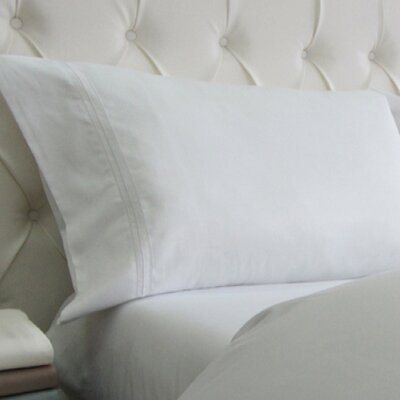 Paradisal 350 Thread Count 100% Cotton Sheet Set Size: Queen, Color: White
