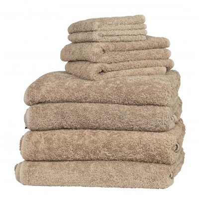 Hardage Long Double Loop Bath Sheet Color: Natural