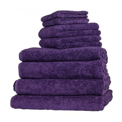 Graccioza Long Double Loop Bath Sheet Color: Orchid