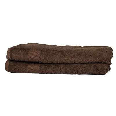 Bath Sheet Color: Turkish Coffee