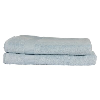 Guest Fingertip Towel Color: Water