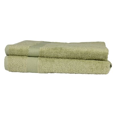 Guest Fingertip Towel Color: Thyme