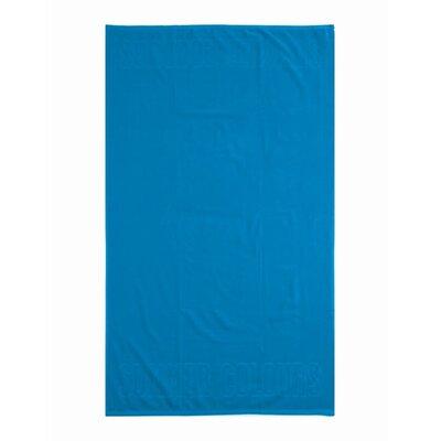 Graccioza Beach Towel Color: Mediterranean Blue