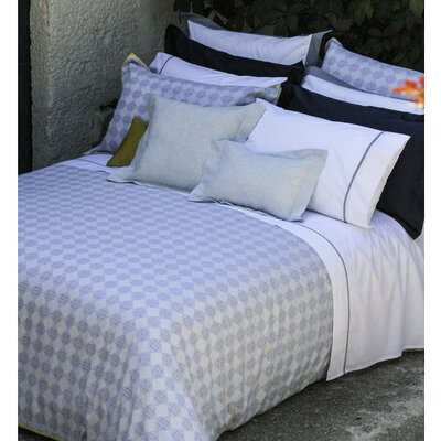 Filigrana 3 Piece Reversible Duvet Cover Set Size: Queen