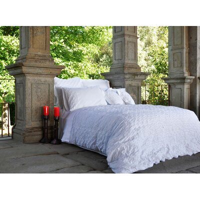 Espirito 3 Piece Reversible Duvet Cover Set Size: King