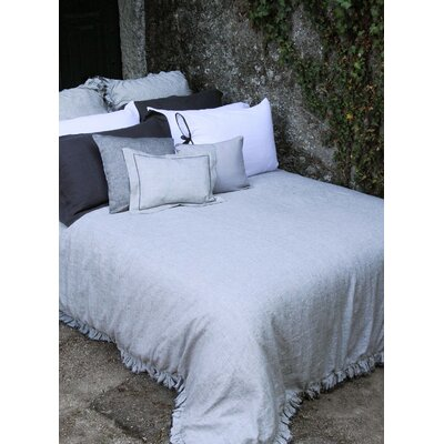Fiapo 3 Piece Duvet Cover Set Size: King