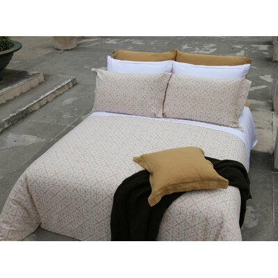Manthro 3 Piece Reversible Duvet Cover Set Size: King
