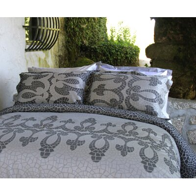 Passeio 3 Piece Reversible Duvet Cover Set Size: King