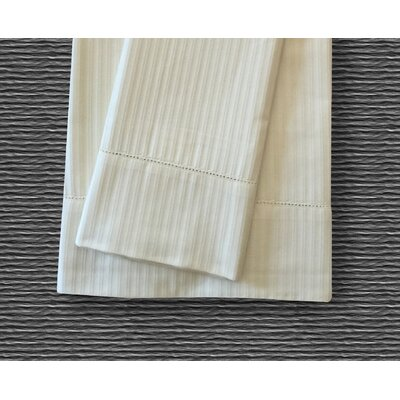 Dolby 550 Thread Count Sheet Set Color: Ivory, Size: Twin