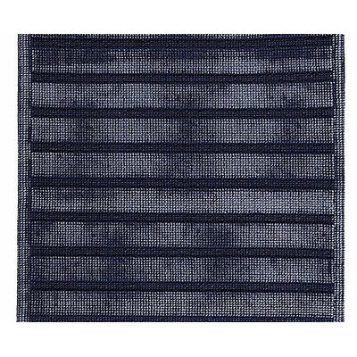 Elsass Denim Bath Mat Color: Navy