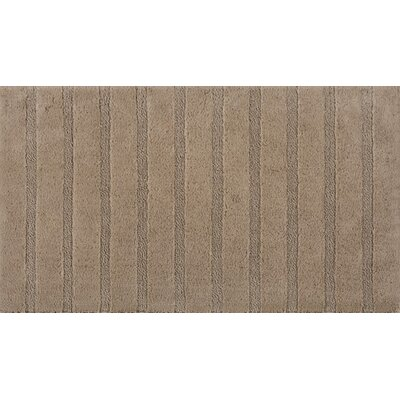 Graccioza Bath Rug Color: Savannah