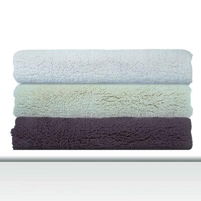 Hizer Purity Bath Rug Size: 47, Color: Natural