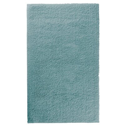 Graccioza Comfort Spa Sponge Bath Rug Size: 28 W x 48 L, Color: Baltic