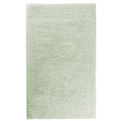 Graccioza Comfort Spa Sponge Bath Rug Size: 24 W x 40 L, Color: Celery