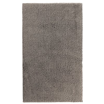 Graccioza Comfort Spa Sponge Bath Mat Color: Stone