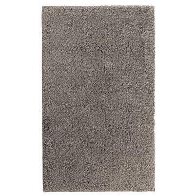 Graccioza Comfort Spa Sponge Bath Rug Size: 28 W x 48 L, Color: Stone
