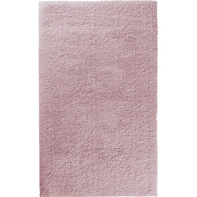 Hizer Sponge Bath Sheet Color: Blush