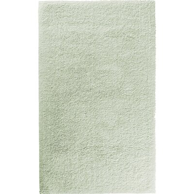 Hizer Sponge Bath Sheet Color: Celery