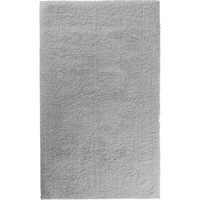 Graccioza Comfort Spa Sponge Bath Sheet Color: Silver