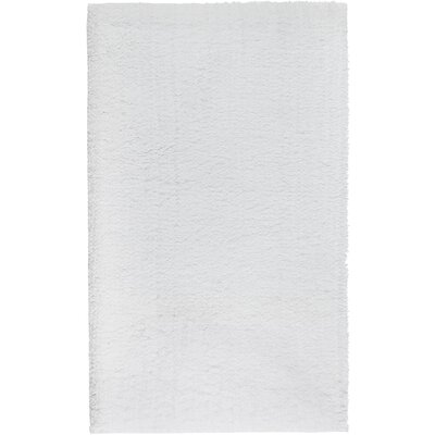 Hizer Sponge Bath Sheet Color: White