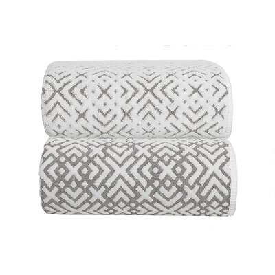 Fortney 6 Piece Towel Set