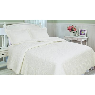 Tanna Quilt Set Size: King