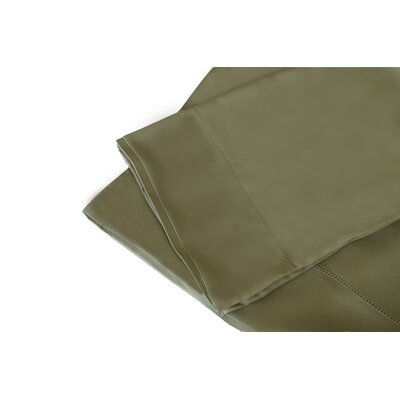 300 Thread Count Rayon from Bamboo Sheet Set Size: Queen, Color: Sage