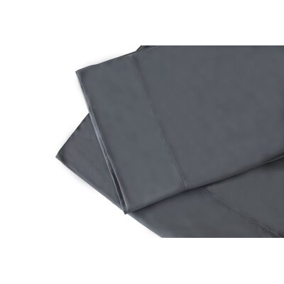 300 Thread Count Rayon from Bamboo Sheet Set Size: King, Color: Ceramic Blue