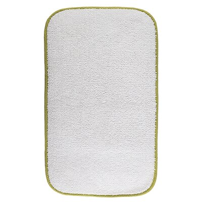 Kel Contour Bath Rug Size: 50 W x 80 L, Color: Field