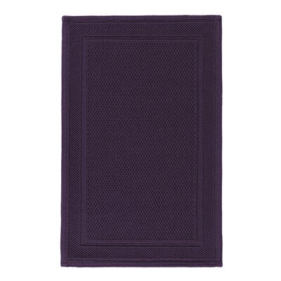 Graccioza Bee Waffle Bath Rug Color: Orchard