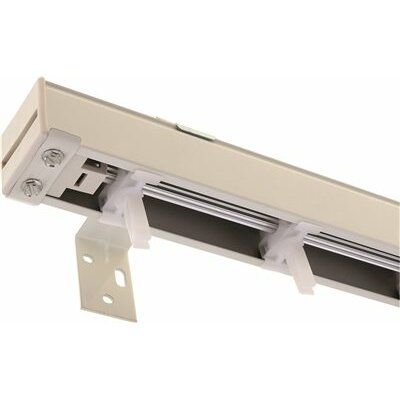 Vertical Blind Headrail Size: 6.5 W x 23 L