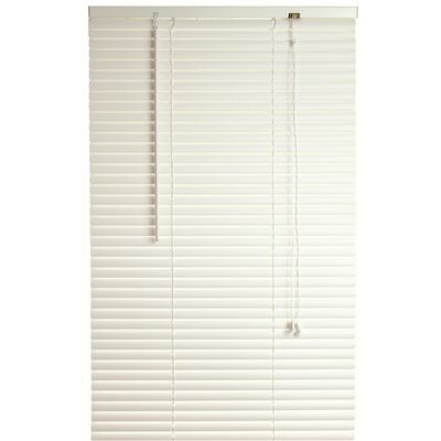 Premium Metal and Vinyl Mini Blind