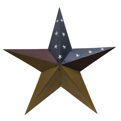 Decorative Star Colonial