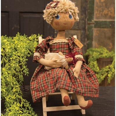 Decorative Holly Doll 90101