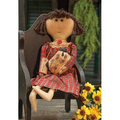 Wiscasset Grace Decorative Doll Figurine AGTG2452 42386492