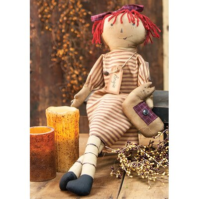 Flinn Angie and Cat Decorative Doll AGTG2456 42386496