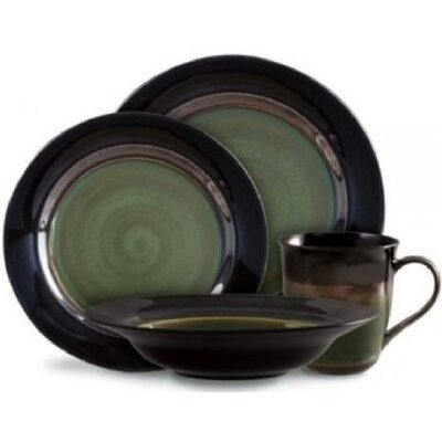 Gibson Elite 16 Piece Dinnerware Set