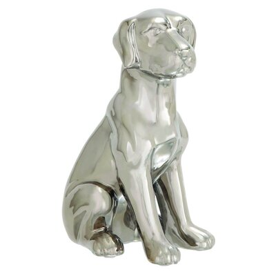 ABCHomeCollection Ceramic Dog Figurine