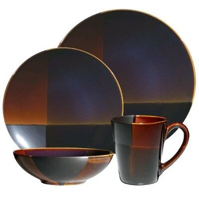 Gibson Elite 16 Piece Dinnerware Set 60710.16