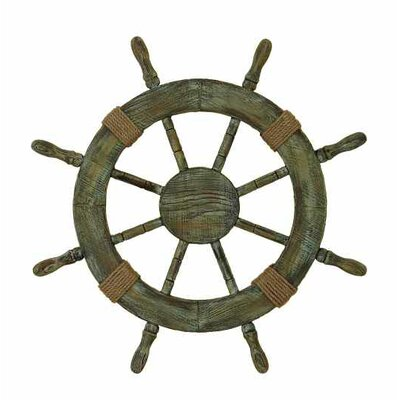 Awesome Ship Steering Wheel Wall Decor