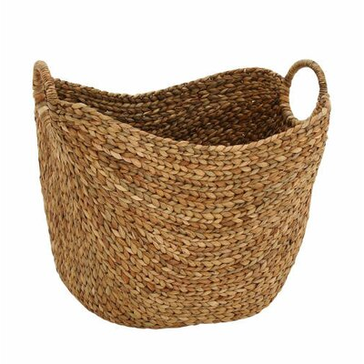 Rope Styled Sea Grass Basket