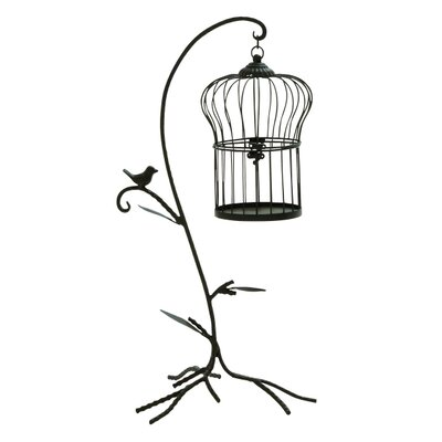 ABCHomeCollection Lantern Stand Bird Cage
