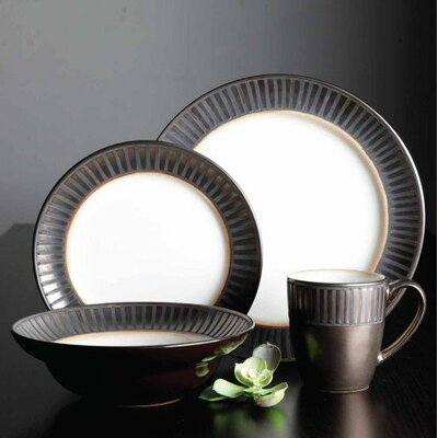 Gibson 16 Piece Dinnerware Set