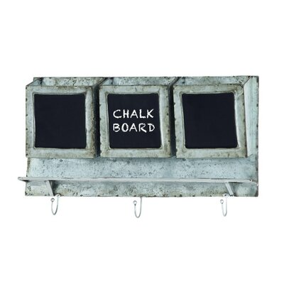 Chalkboard Wall Shelf 26567