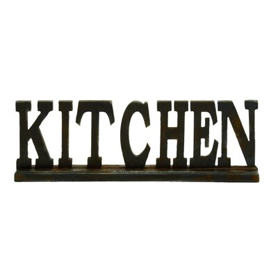 Whimsy Kitchen Table Sign