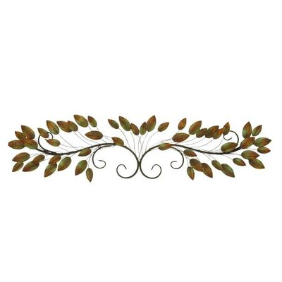 Iron Scroll Branches Wall Décor