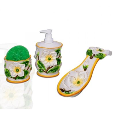 4 Piece Gardenia Kitchen Set